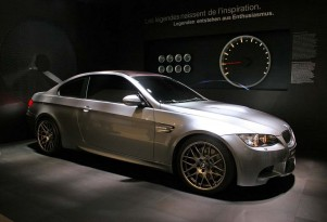"BMW Calls M3 ""Concept"""