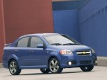 Chevrolet Bows with New Aveo