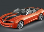 2007 Chevrolet Camaro Convertible Concept