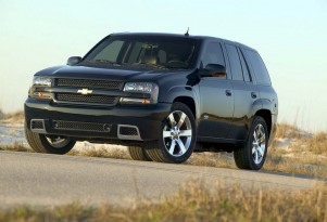 2006-2007 Chevrolet Trailblazer & Others Investigated For Door Fires