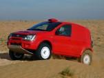 2007 Fiat Panda Dakar