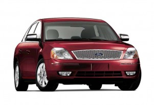 2007 Ford Five Hundred, Mercury Montego: Recall Alert