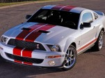 2007 Ford Shelby GT500 Red Stripe