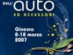 2007 Geneva Auto Show poster