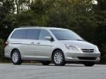 Honda Recalling 344,187 Odyssey Minivans For Unexpected Braking