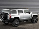 2007 HUMMER H3 Open Top