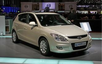 Hyundai i30 Hits Geneva Stage