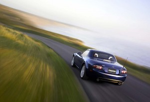2008 Mazda MX-5 Miata: What's New
