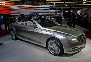 2007 Mercedes-Benz Ocean Drive Concept