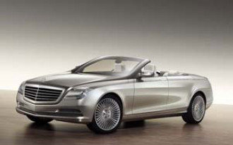 Benz Sticking with Current Models