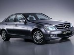Benz C-Class Gets Diesel in Geneva