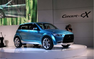 2007 Mitsubishi Concept cX