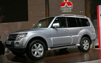 Euro Drive: 2007 Mitsubishi Pajero