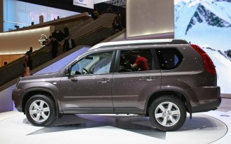 Nissan Takes to the X-Trail