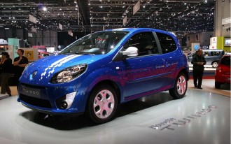 Renault Revisits the Twingo