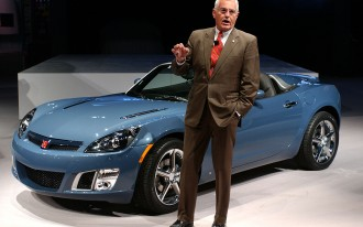 """Maximum"" Bob Lutz Returns To GM As Advisor"