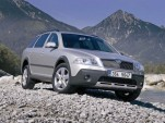 2007 Skoda Octavia Scout