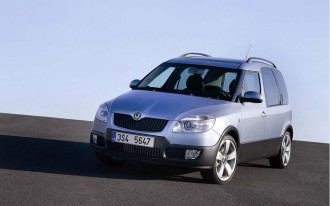 Skoda Beefs Up Roomster Scout