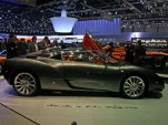 New Spyker Outfit Made by Zagato
