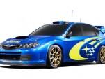 2007 Subaru WRC Concept