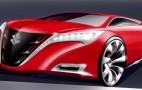 Kizashi is Suzuki's Frankfurt Concept
