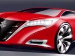 2007 Suzuki Kizashi concept