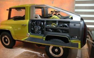 2007 Suzuki X-HEAD Concept