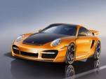 TechArt Mods the 911 Turbo for Geneva
