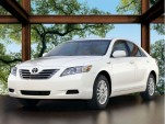 2007 Toyota Camry Hybrid 50th Anniversary Edition
