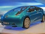 2007 Toyota Hybrid X Concept