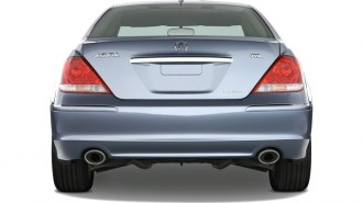 2008 Acura RL 4-door Sedan (Natl) Rear Exterior View