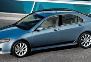 Acura  Wagon on Acura Tsx Recalled For Potential Engine Stall Problem