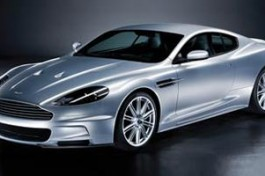 2008 Aston Martin DBS 
