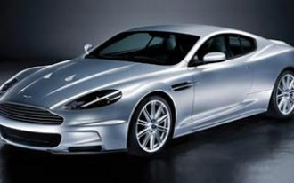 2007-2008 Aston Martin Models Recalled For Suspension Issue