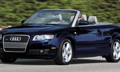 2008 Audi A4 Cabriolet Photos