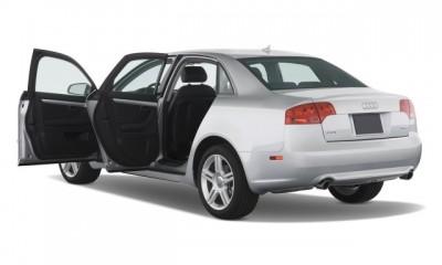 2008 Audi A4 Photos