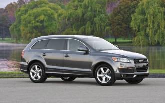 "Audi Q7 Tops Strategic Vision's ""SmartGreen"" Index"