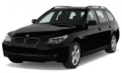 2008 BMW 5-Series Photos