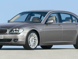 2008 BMW 7-Series 750i