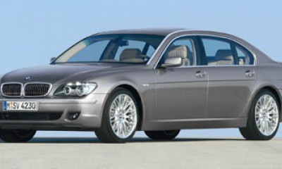 2008 BMW 7-Series Photos
