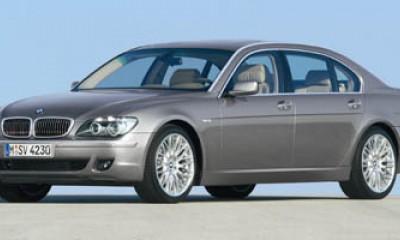 2008 BMW 7-Series Photos