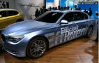 BMW 7 Series Goes ActiveHybrid at Paris Show