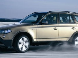 2008 BMW X3-Series 3.0si