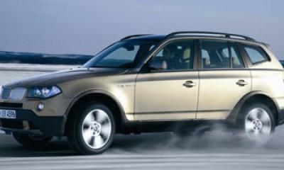 2008 BMW X3 Photos