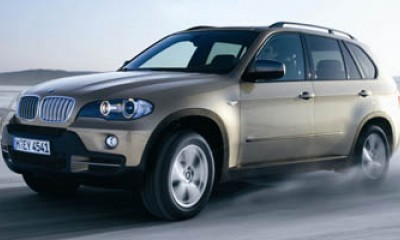 2008 BMW X5 Photos