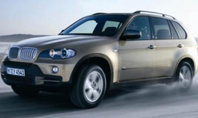 2008 BMW X5 Photos