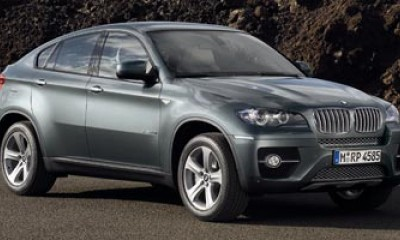 2009 BMW X6 Photos