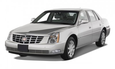 2008 Cadillac DTS Photos