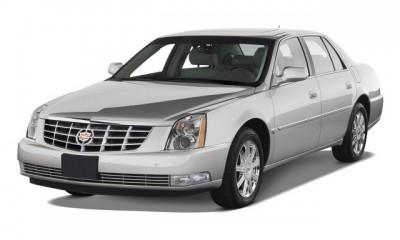 2008 Cadillac DTS Photos