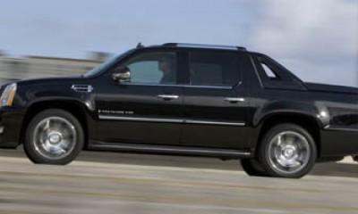 2008 Cadillac Escalade EXT Photos